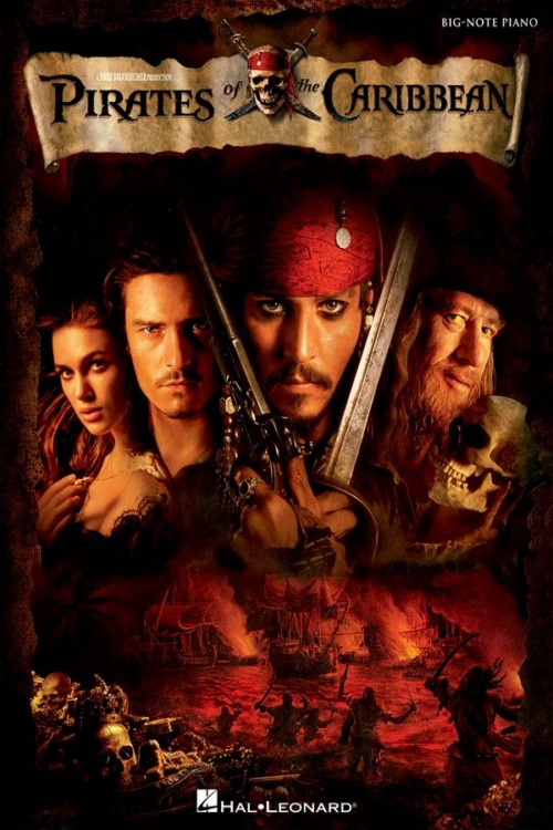 دانلود فیلم Pirates Of The Caribbean: The Curse Of The Black Pearl 2003